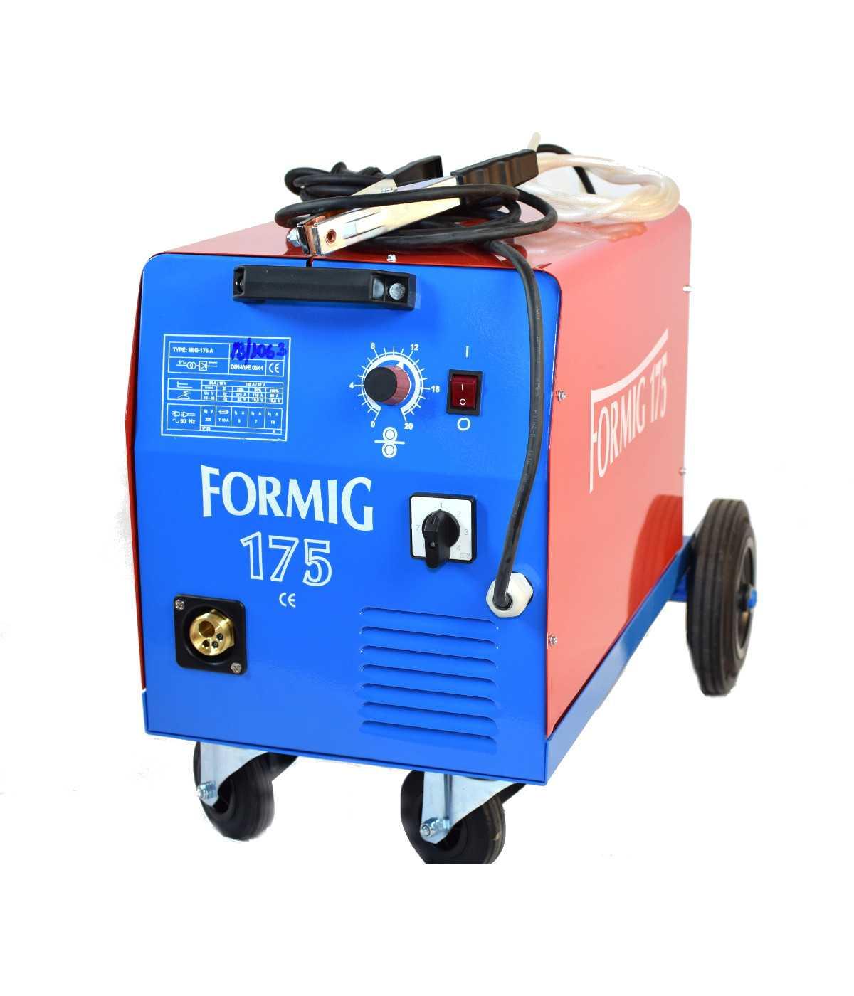 FORMIG- 175/15 CO2 védőgázas transzformátoros hegesztőgép