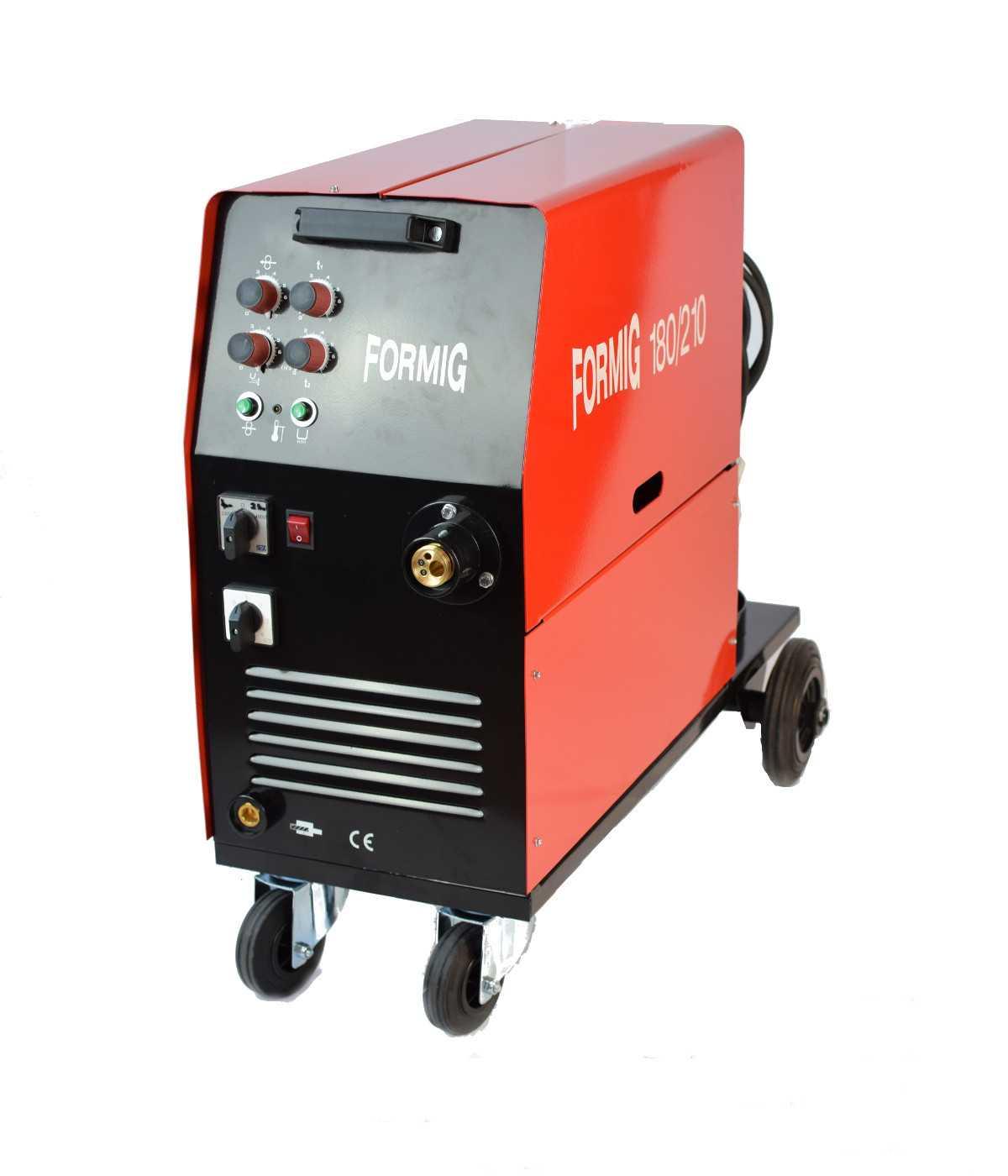 FORMIG 180/210 CO2 védőgázas transzformátoros hegesztőgép