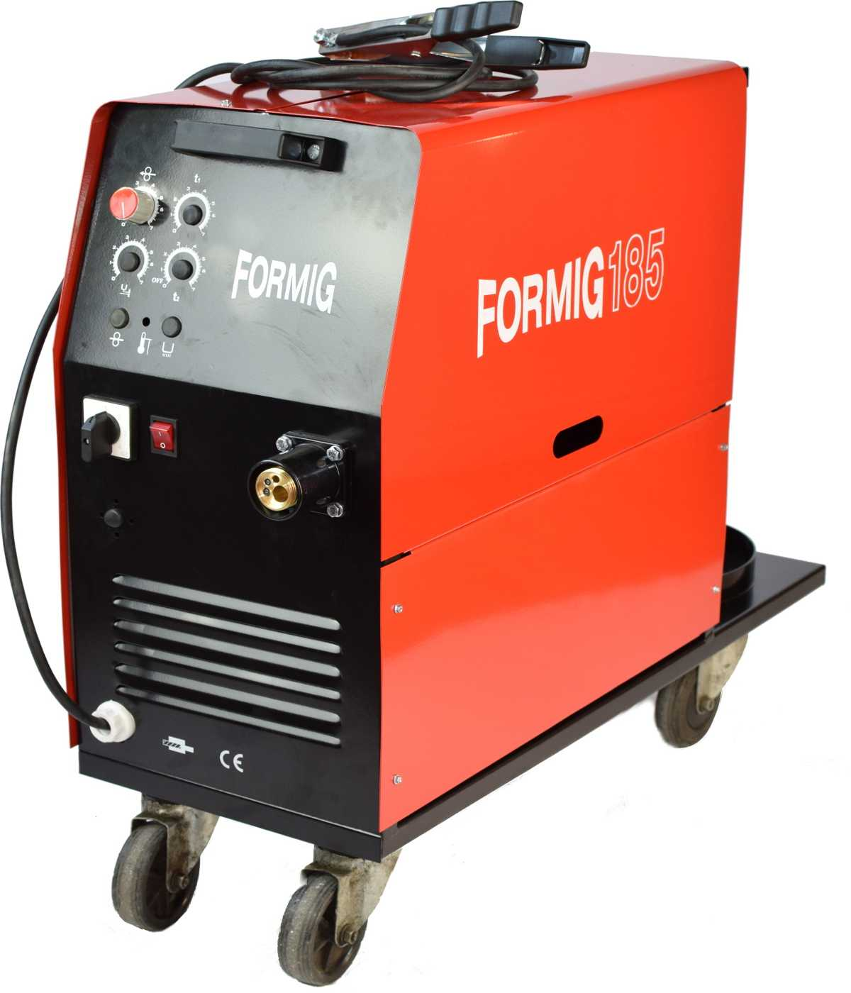 FORMIG 185 CO2 védőgázas transzformátoros hegesztőgép