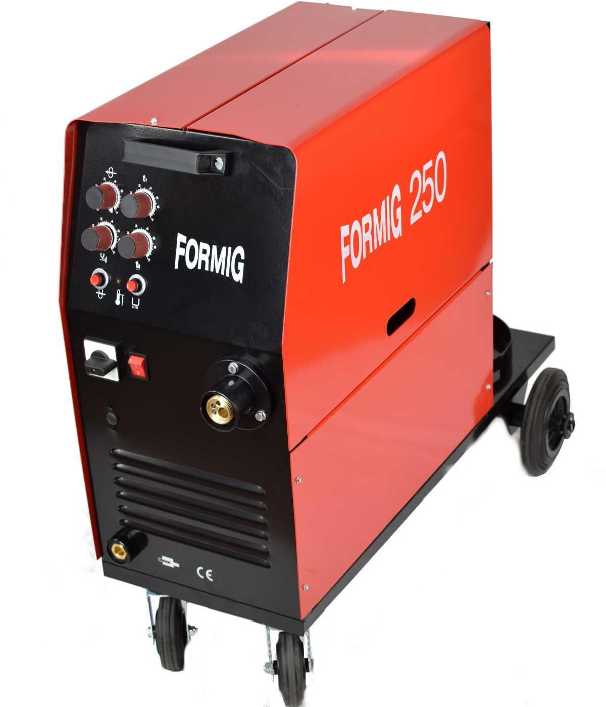 FORMIG 250 CO2 védőgázas transzformátoros hegesztőgép