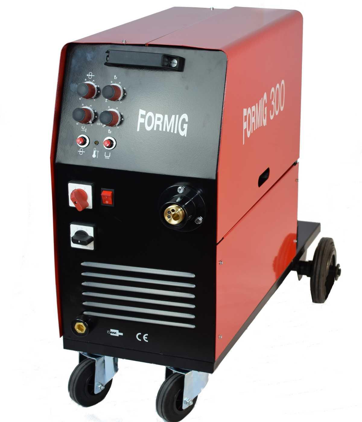 FORMIG 300 CO2 védőgázas transzformátoros hegesztőgép
