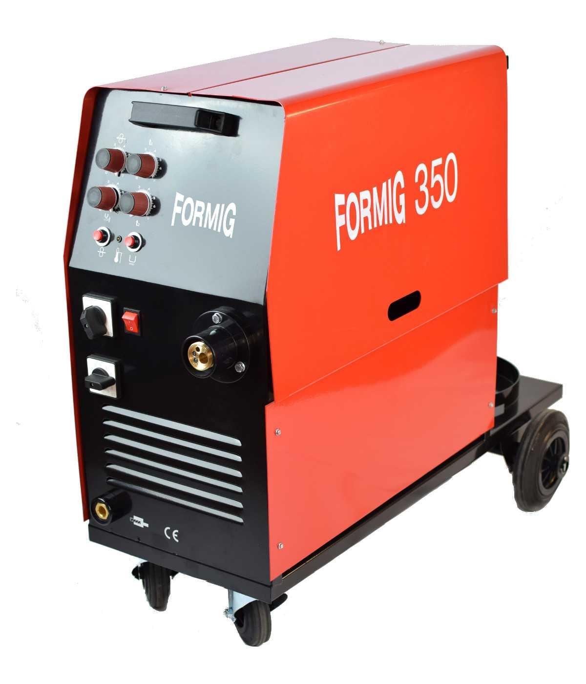 FORMIG 350 CO2 védőgázas transzformátoros hegesztőgép
