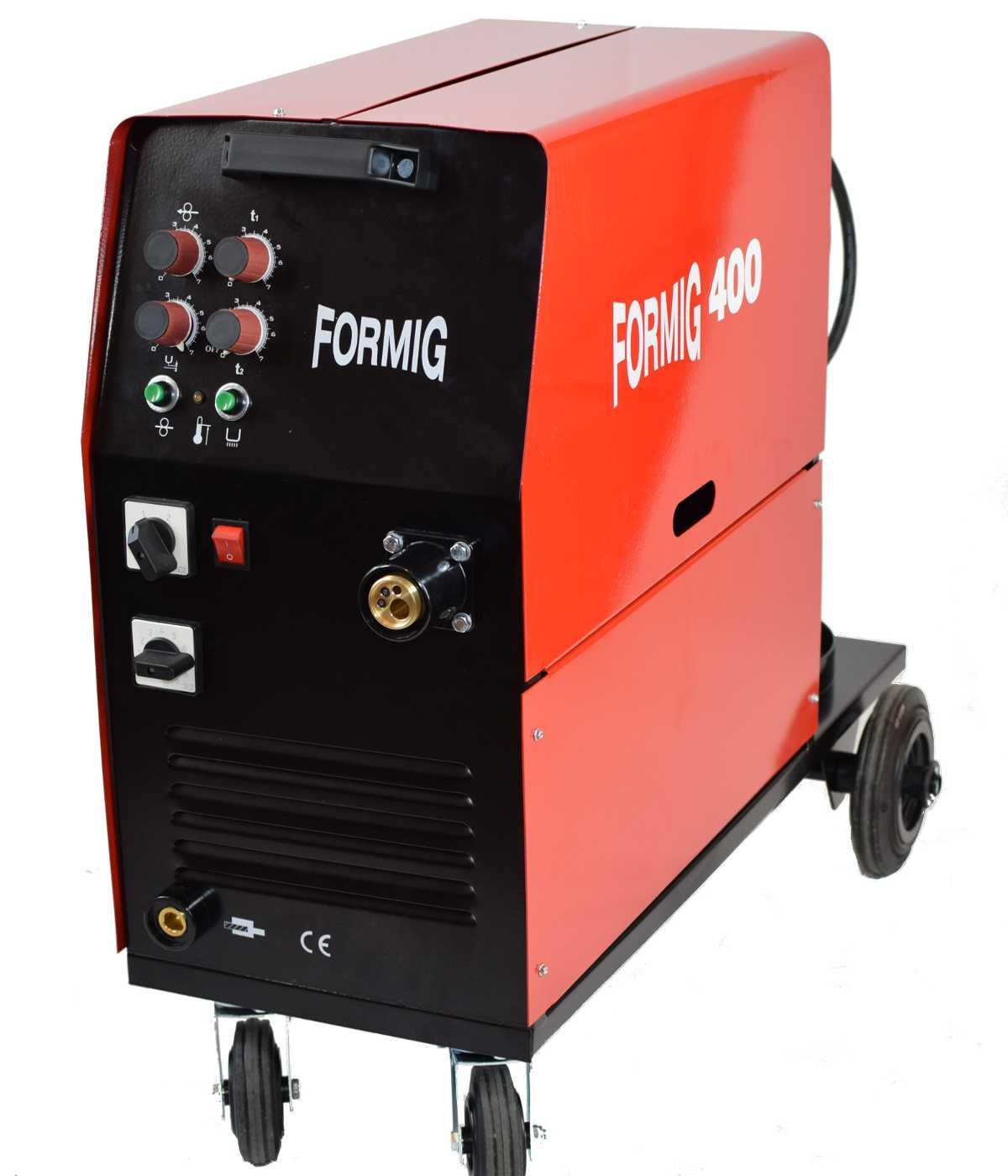 FORMIG 400 CO2 védőgázas transzformátoros hegesztőgép