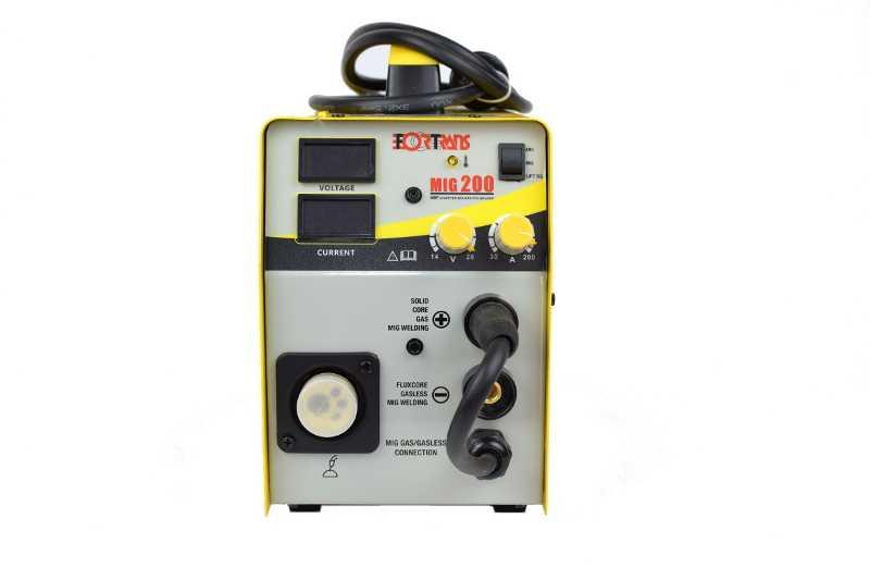 Fortrans MIG 200 inverteres multifunkciós hegesztőgép